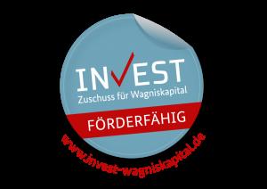 Logo: INVEST - Zuschuss für Wagniskapital