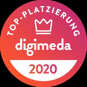 Top-Platzierung von GenuSport bei digimedia 2020